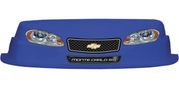 MD3 Evolution 1 Nose/Decal Combo - (Ch Blue - Monte Carlo)