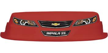 MD3 Evolution 1 Nose-Decal Combo - (Red - Impala)