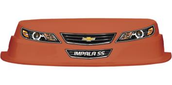 MD3 Evolution 1 Nose-Decal Combo - (Orange - Impala)