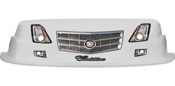 MD3 Evolution 1 Nose-Decal Combo - (White - Cadillac)
