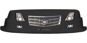 MD3 Evolution 1 Nose-Decal Combo - (Black - Cadillac)