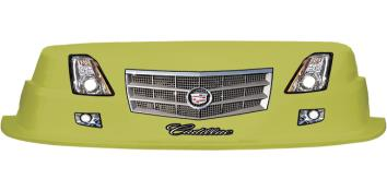MD3 Evolution 1 Nose-Decal Combo - (Yellow - Cadillac)