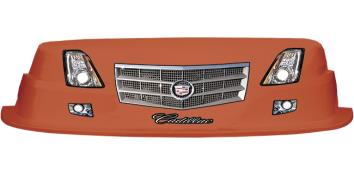 MD3 Evolution 1 Nose-Decal Combo - (Orange - Cadillac)
