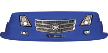 MD3 Evolution 1 Nose-Decal Combo - (Ch Blue - Cadillac)