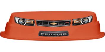 MD3 Evolution 1 Nose-Decal Combo - (Orange - Camaro)