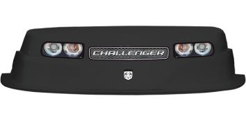 MD3 Evolution 1 Nose-Decal Combo - (Black - Challenger)
