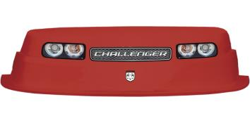 MD3 Evolution 1 Nose-Decal Combo - (Red - Challenger)
