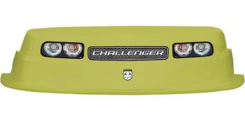MD3 Evolution 1 Nose-Decal Combo - (Yellow - Challenger)