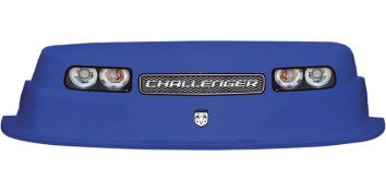 MD3 Evolution 1 Nose-Decal Combo - (Ch Blue - Challenger)