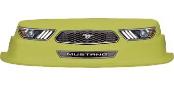 MD3 Evolution 1 Nose-Decal Combo - (Yellow - Mustang)
