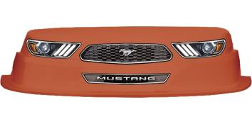 MD3 Evolution 1 Nose-Decal Combo - (Orange - Mustang)