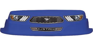 MD3 Evolution 1 Nose/Decal Combo - (Ch Blue - Mustang)