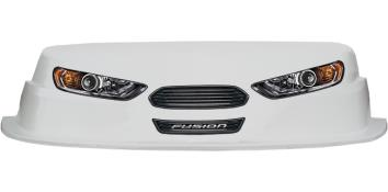 MD3 Evolution 1 Nose-Decal Combo - (White - Fusion)