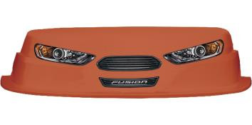 MD3 Evolution 1 Nose-Decal Combo - (Orange - Fusion)