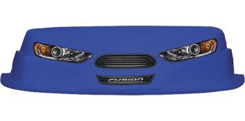 MD3 Evolution 1 Nose/Decal Combo - (Ch Blue - Fusion)