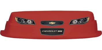 MD3 Evolution 1 Nose-Decal Combo - (Red - Chevy SS)