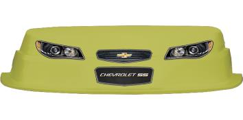 MD3 Evolution 1 Nose/Decal Combo - (Yellow - Chevy SS)
