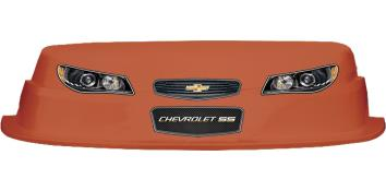 MD3 Evolution 1 Nose-Decal Combo - (Orange - Chevy SS)