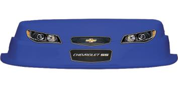 MD3 Evolution 1 Nose-Decal Combo - (Ch Blue - Chevy SS)