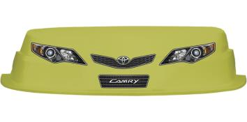 MD3 Evolution 1 Nose-Decal Combo - (Yellow - Camry)