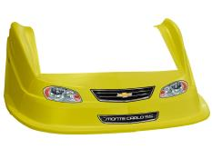 MD3 Evolution 1 Nose-Fender-Decal Kit - (Yellow-Monte Carlo)