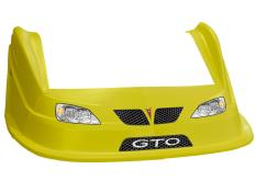 MD3 Evolution 1 Nose-Fender-Decal Kit - (Yellow-GTO)