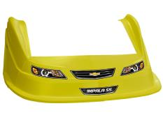 MD3 Evolution 1 Nose-Fender-Decal Kit - (Yellow-Impala)