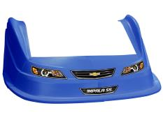 MD3 Evolution 1 Nose-Fender-Decal Kit - (Ch Blue-Impala)