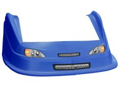 MD3 Evolution 1 Nose/Fender/Decal Kit - (Ch Blue - Corvette)