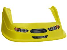 MD3 Evolution Nose-Fender-Decal Kit - (Yellow-Fusion)