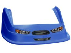 MD3 Evolution Nose-Fender-Decal Kit - (Ch Blue-Fusion)