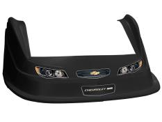 MD3 Evolution 1 Nose-Fender-Decal Kit - (Black - Chevy SS)
