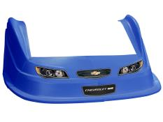 MD3 Evolution 1 Nose-Fender-Decal Kit - (Ch Blue - Chevy SS)