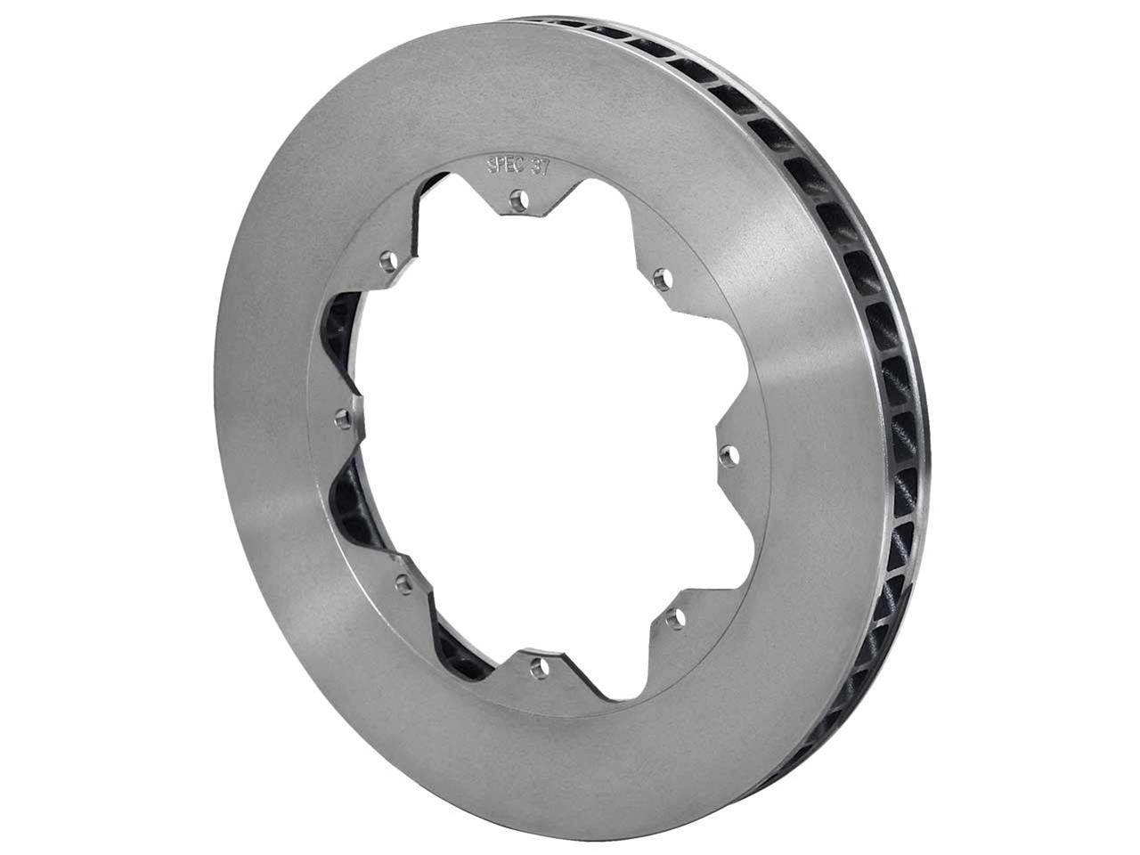 "Wilwood HD 36 Curved Vane Spec-37 Rotor - (LH - .810"")"