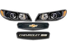 MD3 - Gen 3 Evolution Chevy SS Headlights