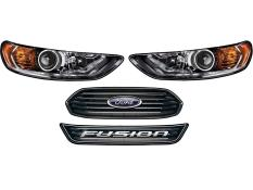 MD3 - Gen 3 Evolution - Fusion Headlight Graphics