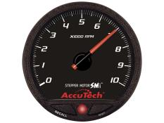 "Longacre 4.5"" SMI Accutech Memory Tach - (Black Face)"