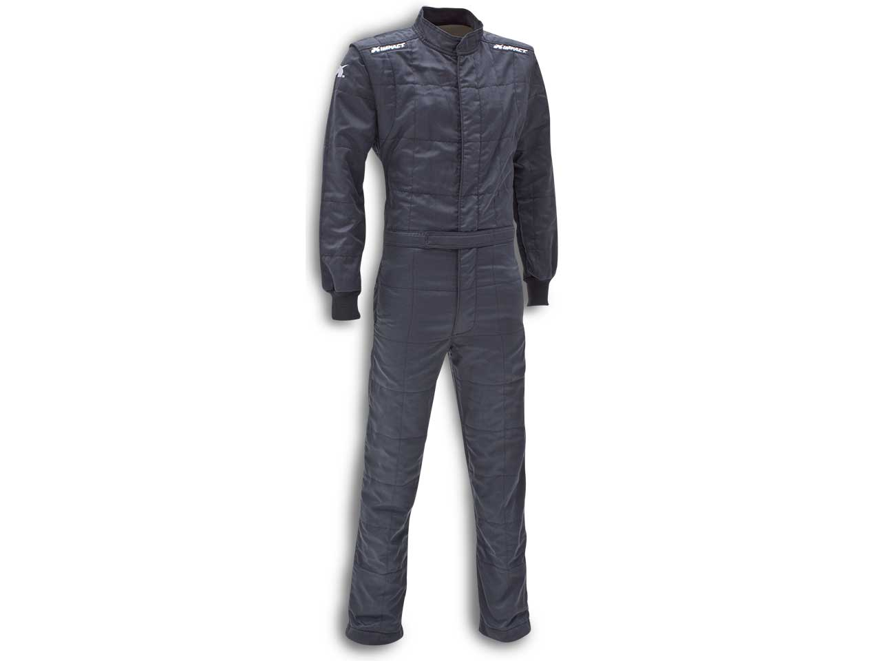 Impact Racer Driving Suit - BLACK - Medium