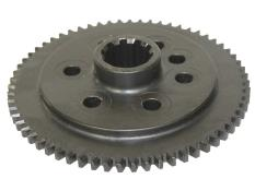 Bert Chevy Internally Balanced Flywheel w/ Hub - (NO HTD)