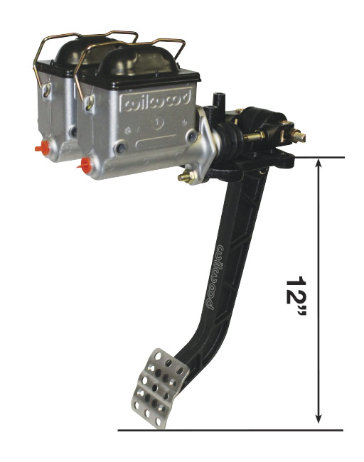 Picture of Reverse Mount Single Pedal Combo