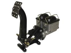 Picture of Floor Mount Single Pedal Combo