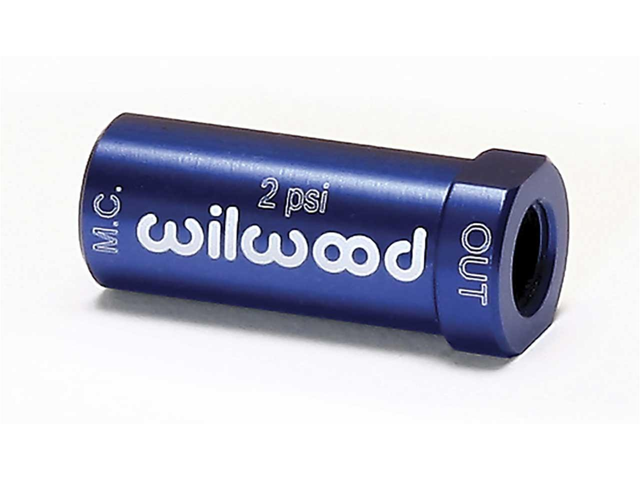 Picture of Wilwood Residual Valve