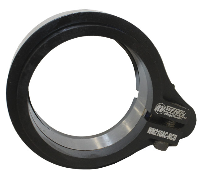 Picture of Wehrs Aluminum Limit Chain Axle Mount with Bearing