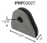 Picture of Seat Belt Tab