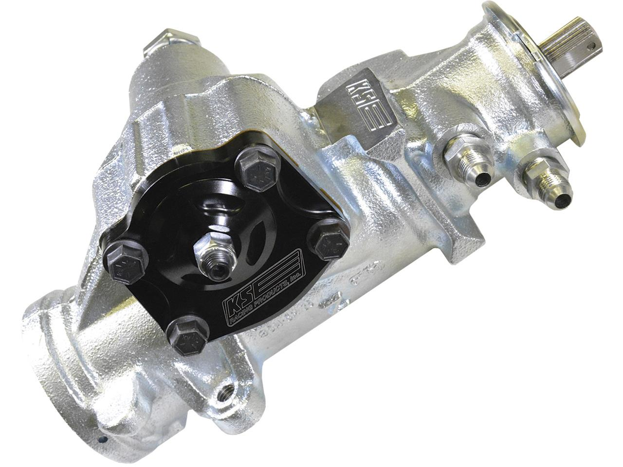 KSE 700 Series 6:1 Steering Box With .185 Valve