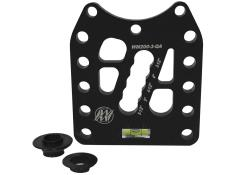 "Picture of Wehrs Standard Suspension Cage Shock Plate (7"" Drop)"