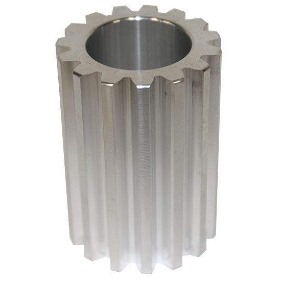 Picture of Falcon Roller Slide Fixed Sliding Shaft Splined Spacer
