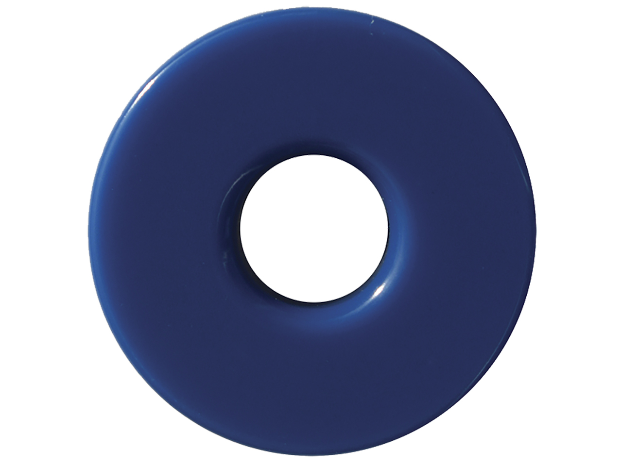 Wehrs Open Style Pull Bar Puck (Blue - 70 Durometer)
