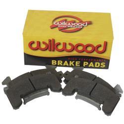 Wilwood BP-40 GM Metric Brake Pads - (4 Pads)
