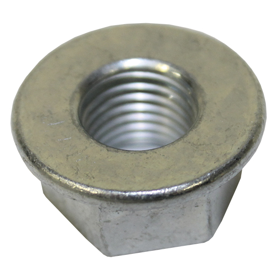 "Picture of Winters QC Bell Assembly Flanged Lock Nut - (7/16""-20)"